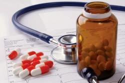 Медикаментозное лечение кардиосклероза