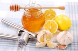 Польза меда, лимона и чеснока при аритмии сердца
