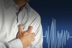 Учащенное сердцебиение при ВСД