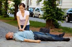 Оказание первой помощи при кардиогенном шоке