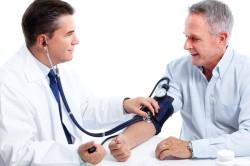 Гипертония - причина инфаркта