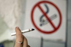 Курение - причина стенокардии вазоспастической