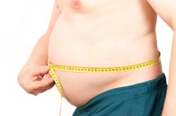 Лишний вес - причина инфаркта