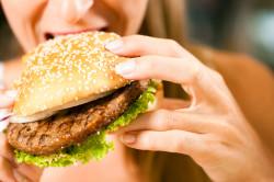 Неправильное питание - причина атеросклероза