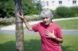 Одышка - симптом кардиогенного шока