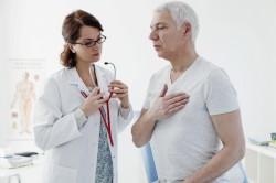 Обращение к врачу для диагностики тахикардии