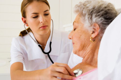 Консультация врача при инфаркте