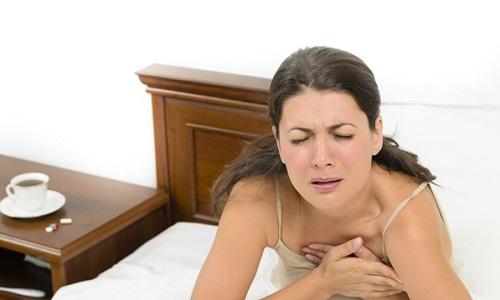 Проблема жжения в области сердца