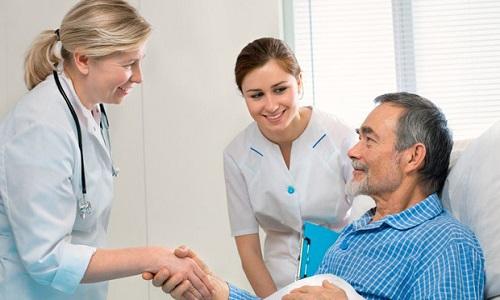 Проблема ишемического инсульта у пожилых людей