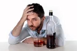 Прием алкоголя как причина инсульта