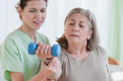 Применение лечебной гимнастики после инсульта