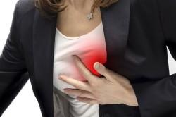 Сердечная боль при гипертонии