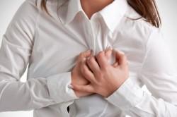 Боль в области сердца - симптом вегето-сосудистой дистонии