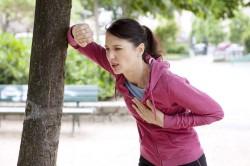 Боль в сердце при физической нагрузке