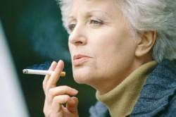 Курение как причина атеросклероза