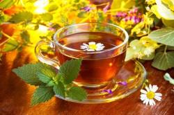 Травяной чай при болях в сердце