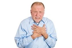 Нехватка дыхания - симптом инфаркта