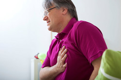 Одышка при алкогольной кардиомиопатии