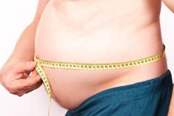 Ожирение - причина гипертрофии сердца