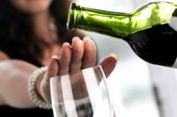 Отказ от алкоголя при инсульте