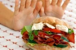 Отказ от соленой пищи при васкулите
