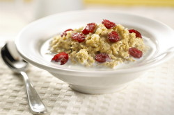 Овсянка на завтрак для профилактики инфаркта миокарда
