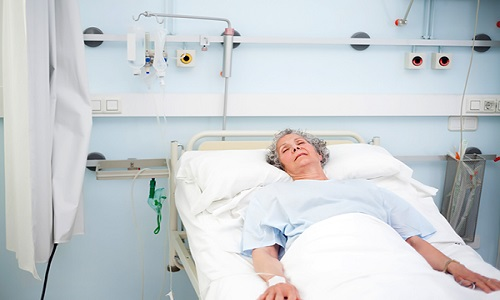 Коматозное состояние при инсульте головного мозга