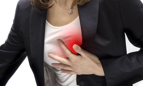 Приступ инфаркта миокарда