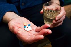 Прием препаратов после диагностики ишемического инсульта