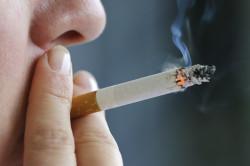 Курение как фактор для развития атеросклероза