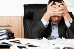 Стресс - причина инсульта