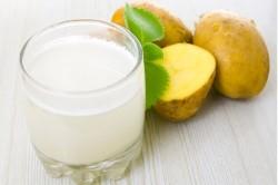 Польза сока картофеля при атеросклероза сосудов головного мозга