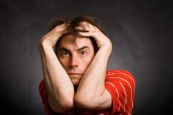 Постоянная тревога - признак невроза сердца