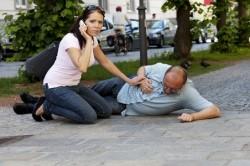 Потеря сознания при инсульте у мужчин