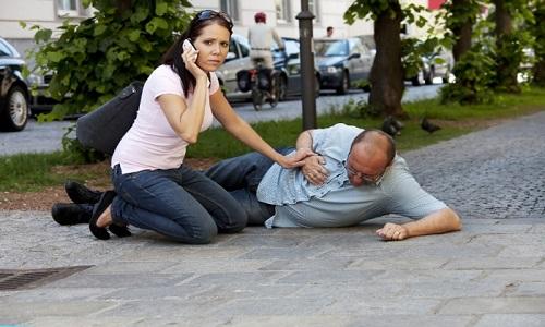 Проблема инфаркта у мужчин
