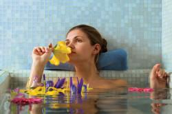 Целебные ванны при вегетососудистой дистонии