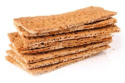 Сухие хлебцы при васкулите