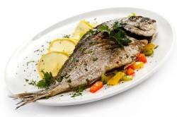 Морская рыба после инсульта геморрагического типа