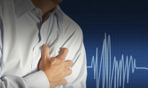 Признаки сердечной недостаточности у мужчин до 40