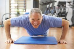 Занятие спортом для профилактики инфаркта