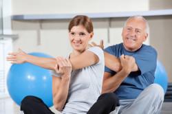 Лечебная физкультура для восстановления физических способностей больного