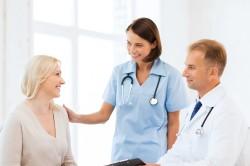 Осмотр врача при тахикардии