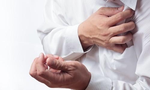 Проблема стенокардии у человека