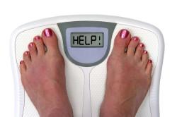 Лишний вес - причина одышки при сердечной недостаточности